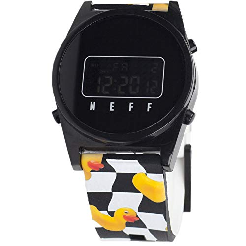 e244eed36fb neff Men s Daily Digital Athletic Watch with Silicone Band Unisex