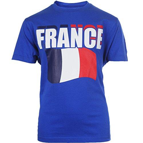 Chacun Shirt France A Enfant Pays Son Taille Football Garçon wAdtBqa