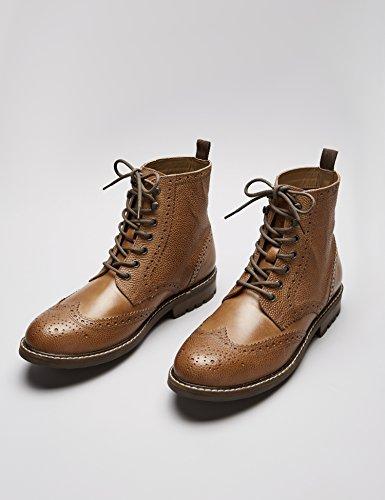 tan marrone Scopri brogue stivali classico gli UqwwxESX