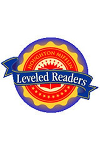 Houghton Mifflin Leveled Readers: Language Support 6pk Level E Sandy Runs Away pdf