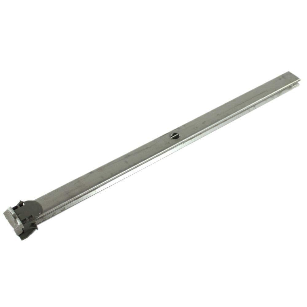 For WHIRLPOOL W10195623 Dishwasher dishrack slide rail