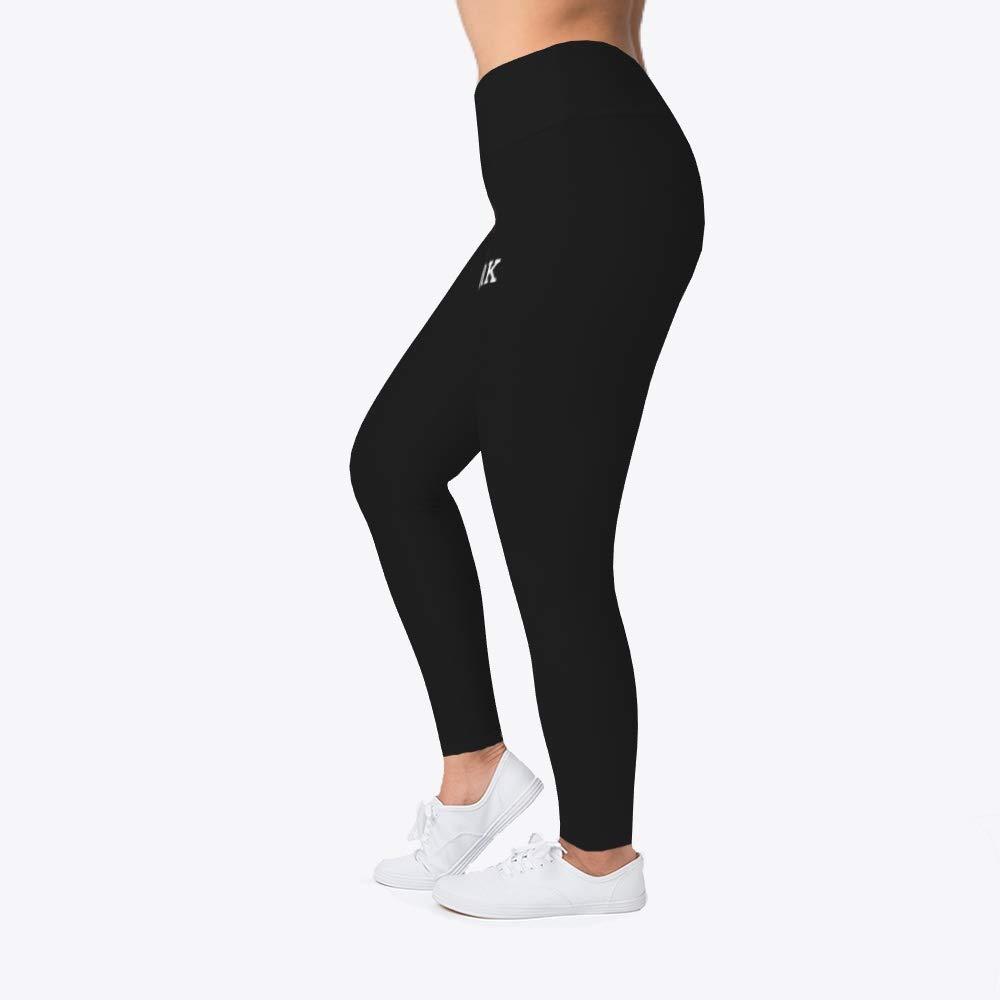 Womens Print Fitness Stretch USA I Love New York State New York