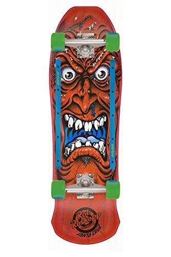 (Santa Cruz Rob Roskopp Face Cruiser Complete Skateboard - 31