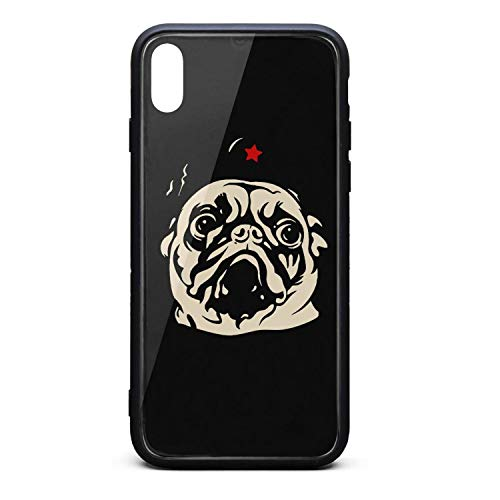IPhoneXR Cases,Cell Lightweight Fashion Fancy Trendy Cover case for Apple IphoneXR Obey The Pug Che Guevaras