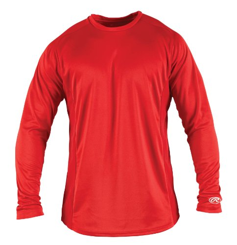Rawlings Boy's Long Sleeve Baselayer Shirt – Sports Center Store