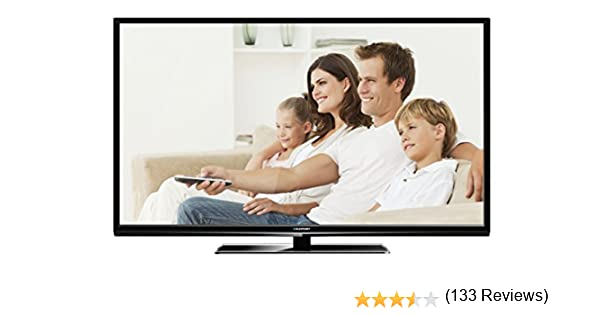 Blaupunkt 32-Inch Black HD Ready LED TV with Freeview, [Importado ...