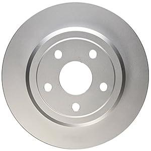 Bosch 16011491 QuietCast Premium Disc Brake Rotor, Rear