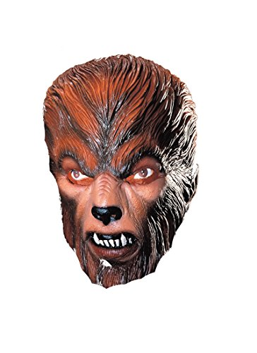 3027/33 Wolfman Mask 3/4 Coverage From Universal Studios Monsters