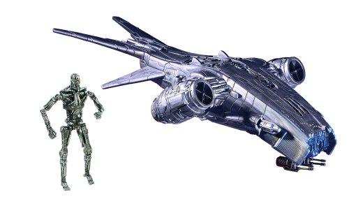 Terminator - Skynet Hunter Killer (Terminator 3.75' Figure)