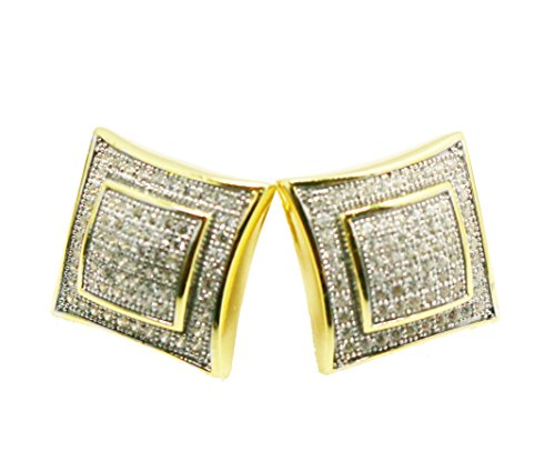 Fellocoo Large Square Shaped Earrings product image