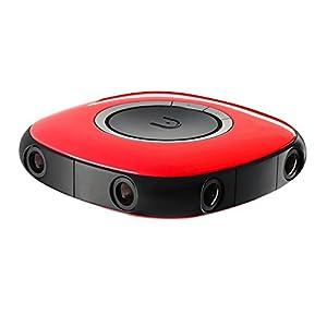 Vuze – 3D 360° 4K VR Camera – Red