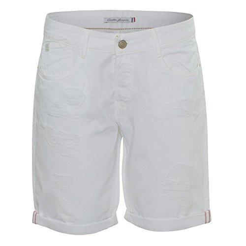 """Paxton """"short pour femme"""" de la marque le temps des cerises-couleur :  blanc"""