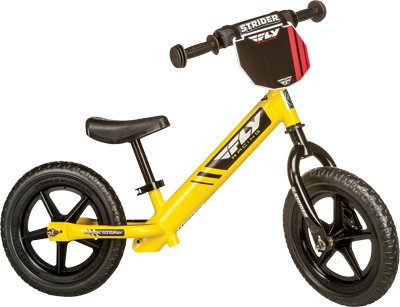 Fly Racing Deluxe Strider Balance Bike Yellow 10-2400Y