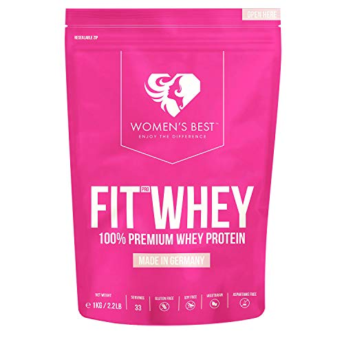 a6937ae50 Women's Best Fit Whey Protein Powder, 1kg - Chocolate - Buy Online ...