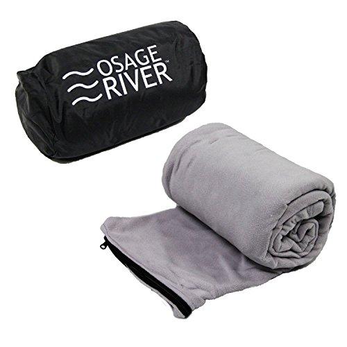 A Sleeping Bag Liner - 2