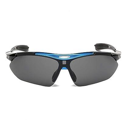 AOLVO Gafas de Sol polarizadas Deportivas protección UV400 Gafas de Sol para Deportes Ciclismo Pesca conducción