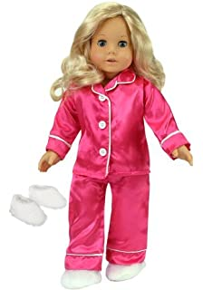 e894e935aa Amazon.com  Doll Clothing for 18 Inch Dolls