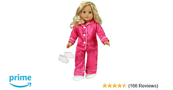 eec326054e Amazon.com  Sophia s 18 Inch Doll Clothes Outfit