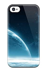 Iphone 4/4s Case Slim [ultra Fit] Deep Space Protective Case Cover
