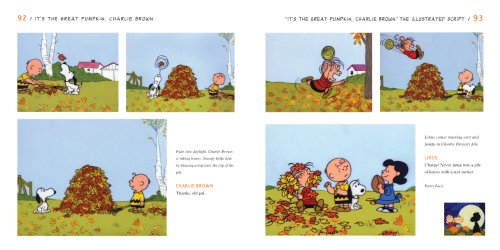 it s the great pumpkin charlie brown the making of a television