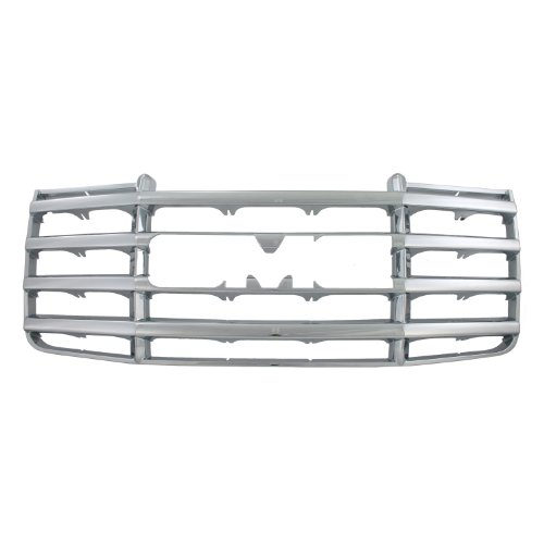 Bully GI-54 Triple Chrome Plated ABS Snap-in Imposter Grille Overlay, 1 Piece