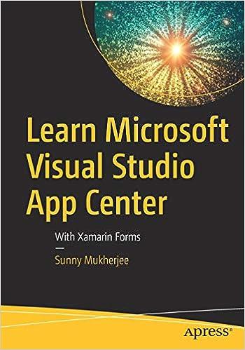 Learn-Microsoft-Visual-Studio-App-Center