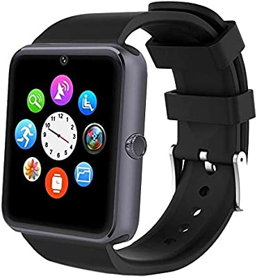 Willful Smartwatch, Reloj Inteligente Android con Ranura para ...