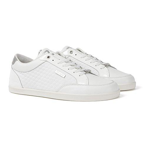 Cruyff Khan fue de color blanco para rodillo de entrenamiento, de color blanco 001 - blanco (001)