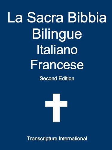 La Sacra Bibbia Bilingue Italiano Francese (Italian Edition)