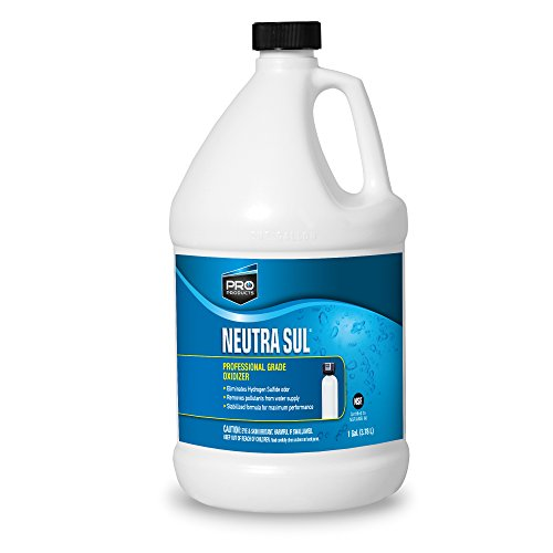 Hydrogen Peroxide Iron - Neutra Sul HP41N Professional Grade Oxidizer, Neutralize Rotten Egg Smells and Pollutants, 1 Gallon