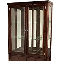 Martini Hutch In Brown