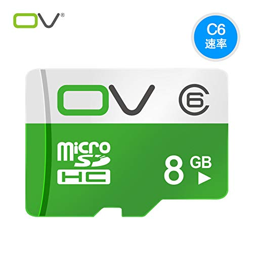 (OV Memory Card 8g C6 Rate microSD Card 8g tf Card Flash Memory Card Tablet Phone)