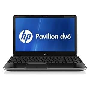 HP Pavilion dv6-7004ss Entertainment Notebook PC - Ordenador portátil (2.5 GHz, Intel Core i5-2450M, 3 MB, (1 x 2 GB, 1 x 4 GB), las 2 ranuras accesibles a los usuarios, Admite DDR3 de hasta 8 GB) Acabado metálico, negro medianoche