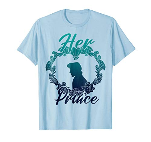 Disney Little Mermaid Eric Her Prince Couples T-Shirt