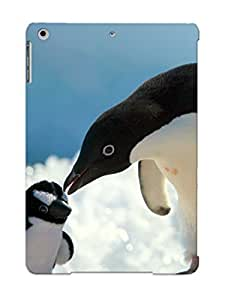 Ellent Design Animal Penguin Case Cover For Ipad Air For New Year's Day's Gift