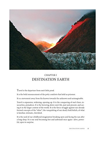 41n zy4gIcL - Destination Earth: A New Philosophy of Travel by a World-Traveler