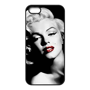 Marilyn Monroe iPhone 4 4s Cell Phone Case Black Protect your phone BVS_541668