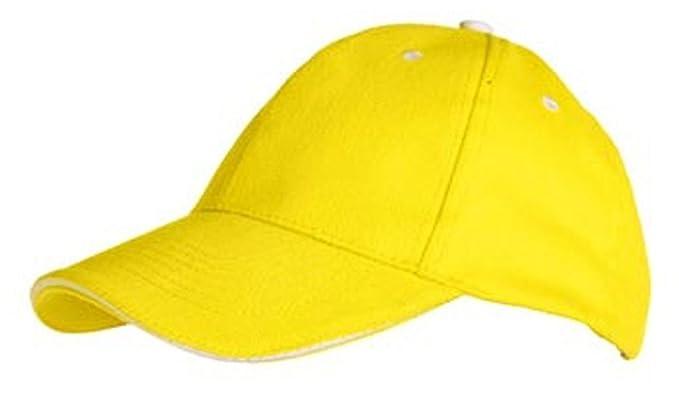 Roly - Sombrero - Básico - para niña Amarillo Talla única: Amazon ...