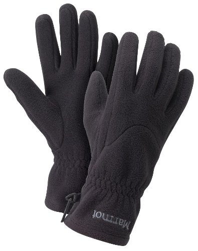 Marmot Fleece Glove - Women's True Black Medium
