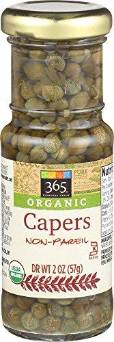 365 Everyday Value, Organic Capers Non-Pareil, 2 oz