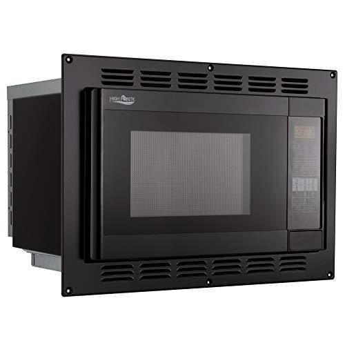 RecPro RV Convection Microwave Black 1.1 Cu. ft | 120V | Microwave | Appliances (Best Convection Microwave Oven Under 10000)