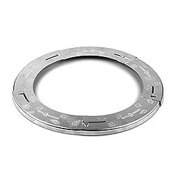 Nordic Ware Adjustable Pie Shield, Metal