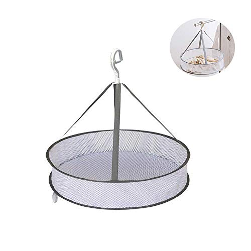 Portable Folding Drying Rack Hanging Clothes Laundry Hangers