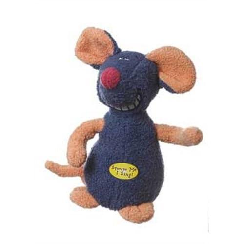 """MultiPet Deedle Dudes Mouse that Sings 7"""""""