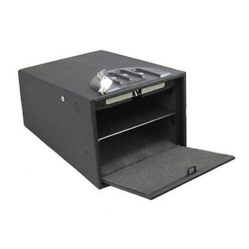 GunVault Deluxe Multi Vault Safe 14X10X8 Black GV2000C-DLX by GunVault