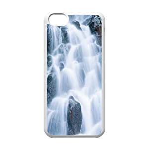 Protection Cover Hard Case Of Waterfall Cell phone Case For Iphone 5C