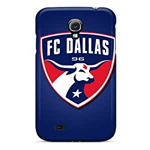 Samsung Galaxy S4 Ran7969aFjX Allow Personal Design Colorful Fc Dallas Pictures Scratch Protection Hard Cell-phone Cases -CharlesPoirier