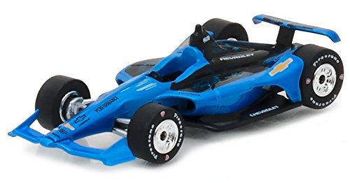 GreenLight Collectibles 10811 2018 Chevrolet Dallara Universal Aero Kit Test IndyCar 1:64 Scale Diecast Indy 500 ()