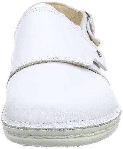 Finn ComfortAssuan - Zuecos Mujer Blanco - blanco (blanco)