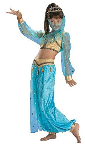 Yun Halloween Costume (Mystical Genie Child Costume Size Large 10-12)